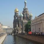 サンクトペテルブルクの観光(レストランとカフェ編)