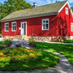北欧の家 スウェーデンでは家を2つ持つ