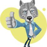 動物占いで「狼」の相性(性格や恋愛)について調べてみました。