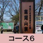高尾山登山コース6.静かな森を歩く「いろはの森(日影沢)コース」 (所要 3H36M)